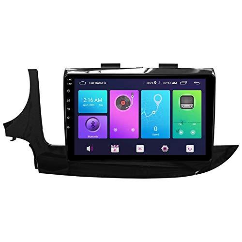 para Buick bis 2016-2018 Androide 9.0 Auto Cabeza Unidad GPS Navegación Poder Amplificación Estéreo Multimedia Jugador con WiFi