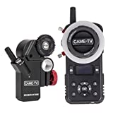 Came-TV Astral High-Torque Wireless Follow Focus System Wirelessly Lens Zoom Control with Camera Controller
