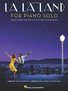 La La Land for Piano Solo: Intermediate Level
