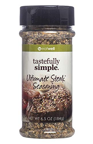 Tastefully Simple Ultimate Steak Seasoning - 6.5 oz