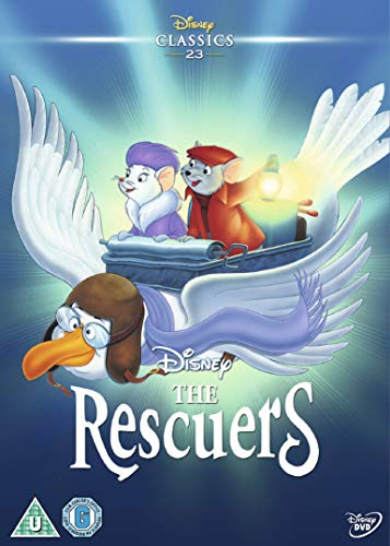 The Rescuers [DVD]
