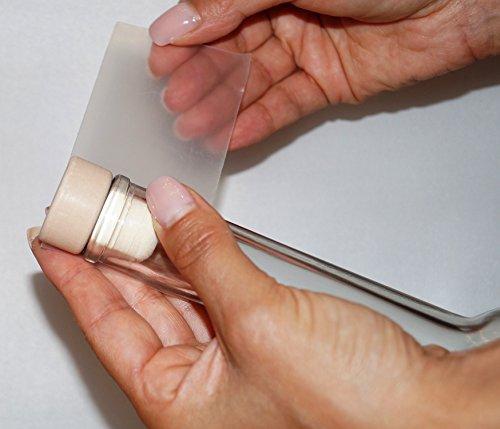 slkfactory 15, 35, 50, 70 St. oder Meterware Parafilm Verschlussband EXTRABREIT 10x5 cm zum Verschließen Abkleben Isolieren Verschiedenster Flaschen oder Behälter