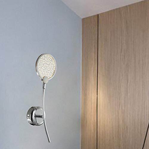 Applique LED Applique moderne Minimaliste Mode accueil Salon Aisle Corridor aluminium lumières décoratives (12 * 12 * 40cm)