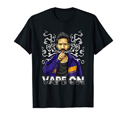 commercial VapeVaping Cloud Chaser T-shirt | Liquid mod for e-cigarettes vape mods clouds