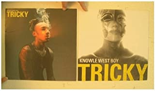 Tricky Poster Knowles West Boy 2 Sided