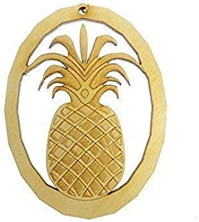 Personalized Pineapple Ornament, Gifts