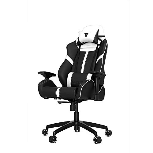 Vertagear Racing Series S-Line SL5000 Gaming Chair, Black/White