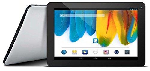 ODYS X610084 TAO X10 25,7 cm (10,1 Zoll) Touchscreen Tablet-PC (ARM Cortex A9 1,5GHz, 1GB RAM, 8GB Speicher, Dual-Core Mali-400 Grafik, Android 4.2.2) schwarz