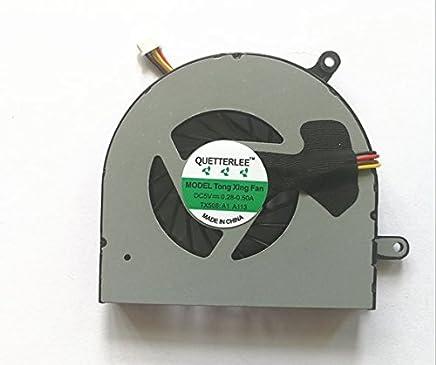 perfk CPU Fan 2 Piezas para IBM Lenovo Thinkpad T60 T60p 26r9434 41v9932 Mcf212pam05