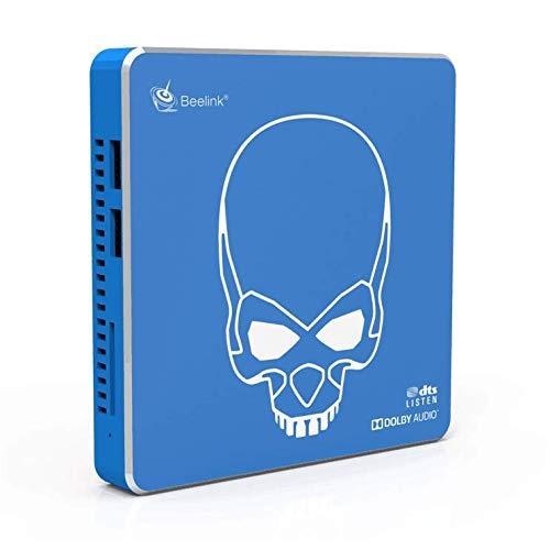 Beelink GT-King Pro Android 9.0 Smart TV Box 4GB 64GB Amlogic S922X-H 2.4G&5.8GHz Dual WiFi 6 BT4.1 Dual HiFi Media Player
