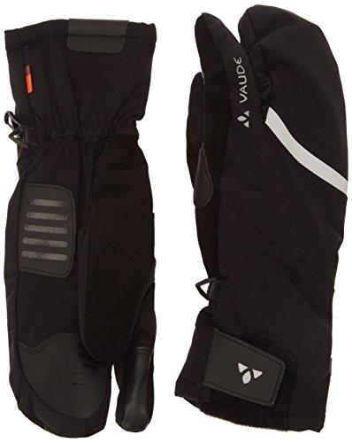 VAUDE Unisex Handschuhe Syberia, black, 6 (Herstellergröße: XS), 05361
