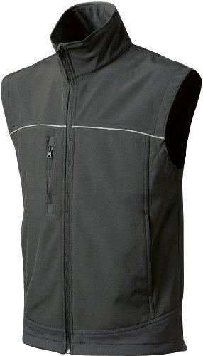 elysee Softshell Weste - schwarz - Größe: XL