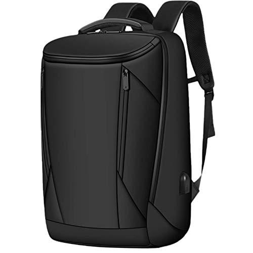 Anno Mochila de viaje para hombre de 22,4 pulgadas con carga USB para el colegio