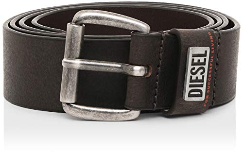 Diesel B-login Belt cinturón, T2189-PR227, 80 para Hombre