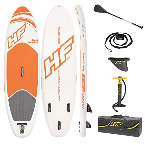 Bestway 65302 | Hydro-Force - Tavola da SUP Aqua Journey, 274X76X15 cm