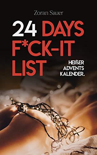 24 Days F*ck-It List: Der heiße Adventskalender für Paare