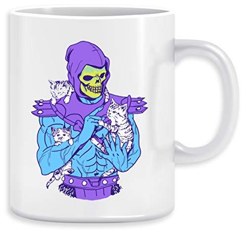 Masters de el Meowniverse - maullar Taza Ceramic Mug Cup