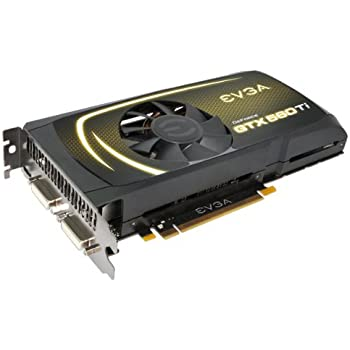 HDMI 02G-P4-3660-KR DP DVI-D SLI Graphics Card EVGA GeForce GTX 660Ti 2048MB GDDR5 DVI-I Graphics Cards 02G-P4-3660-KR