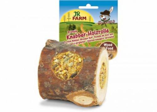 JR-Farm Mr.Woodfield Knabber Holzrolle Protein