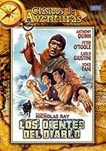 Los Dientes Del Diablo - The Savage Innocents - Ombre Bianche - Director: Nicholas Ray. Audio in English and Spanish. Subtitles in English and Spanish.