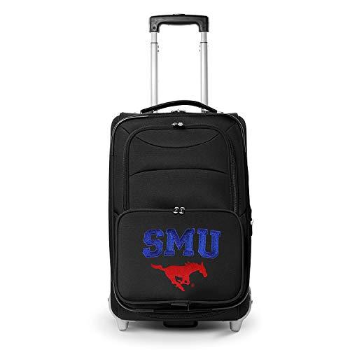 Denco NCAA equipaje de mano con rueda de patinaje en línea, Equipaje, CLSML203, negro, 21-Inch