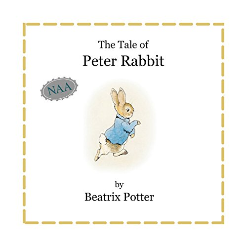 The Classic Tale of Peter Rabbit audiobook cover art