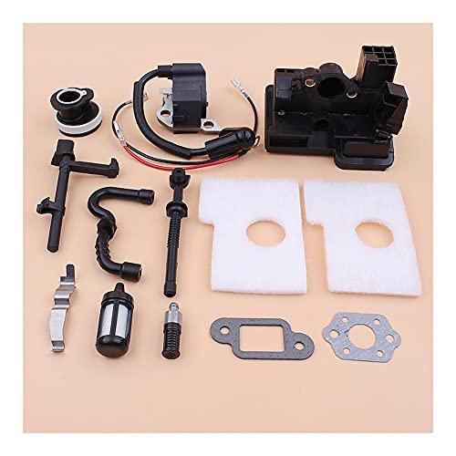 Módulo de encendido módulo de filtro de aire MANIFOLD AJUSTE PARA S-TIHL MS180 MS170 MS 180 170 018 017 Cadena de motosierra de gasolina Sierras de cadena Espadas