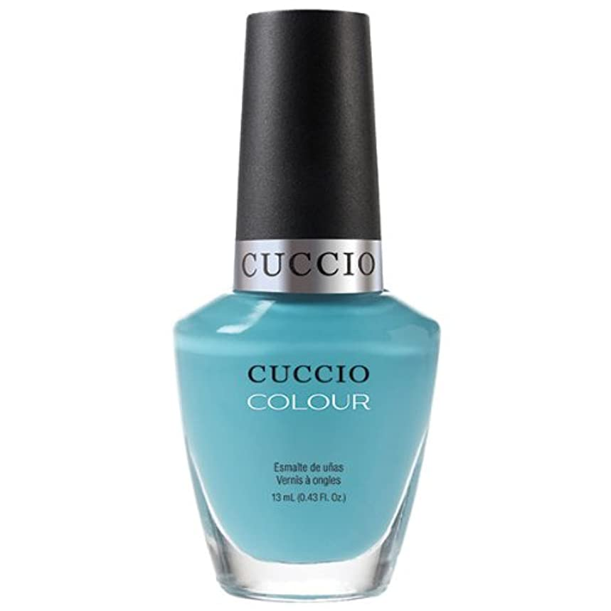 ピクニックをするドラマやさしくCuccio Colour Gloss Lacquer - Make a Wish in Rome - 0.43oz / 13ml