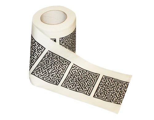 Thumbs Up Labyrinthe Rouleau de Papier Toilette