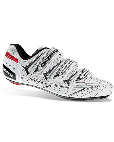 Gaerne G.Altea - Zapatillas de Ciclismo (Talla 46), Color Blanco