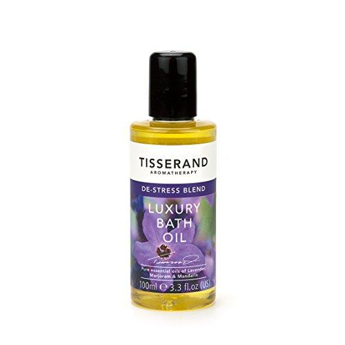 Tisserand - De-stress - Huile de bain déstressante - 100 ml