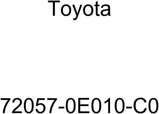 TOYOTA 72057-0E010-C0 Seat Lock Lever Dallas Mall Reservation Sub Assembly Control