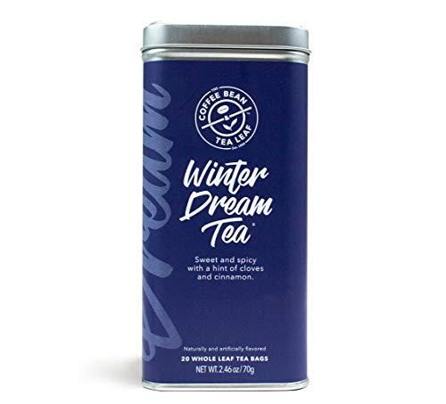 The Coffee Bean & Tea Leaf Tea, Winter Dream, 20 Count