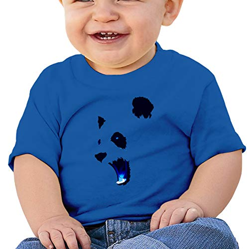 Cml519 All Hail The Giant Panda Baby T-Shirt,Baby T Shirts 6-24 Months