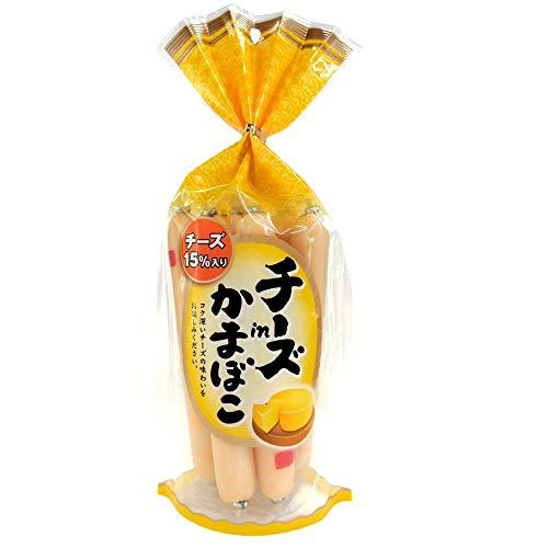 メイホク食品 チーズinかまぼこ 256g×5袋