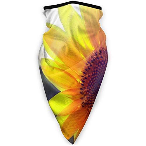 Polainas de cuello con patrón brillante personalizado, elásticas, para la cabeza, ligera, absorbe la humedad, protección UV, pasamontañas para hombres y mujeres
