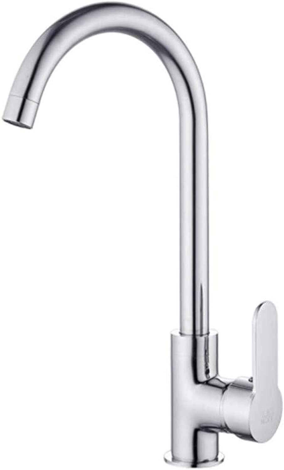 Water Tapdrinking Designer Archredary Single Cold and Hot Vegetable Basin Sink Faucet Cold and Hot Kitchen Faucet