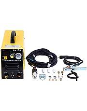 Ridgeyard CUT50 plasmaskärare maskin svetsmaskin 50 amp 220 V inverterare luft med elektriskt tryck digital display