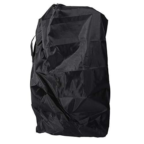 Stroller Bag for Double Strollers, Jogging Stroller and Travel Systems Oxford Gate Check Bag Flight Travel Gear Baby Infant Travel Car Bag Pushchair Pram Stroller Transport Carry Cover(Car Stroller)