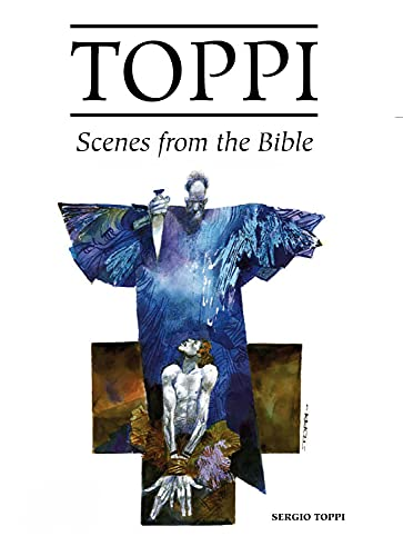 The Toppi Gallery: Scenes from the Bible