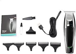 Professional T-Outliner Beard/Hair Trimmer Portable Household Electric Hair Clipper Oil Head Electric Hair Clipper Shaving...
