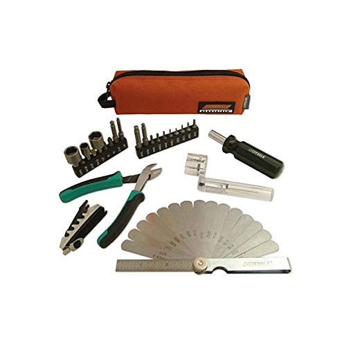 CruzTOOLS ギター/ベース用 メンテナンス工具セット Stagehand Compact Tech Kit