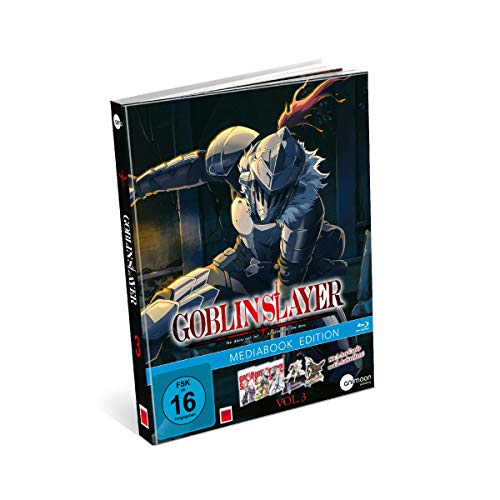 Goblin Slayer Vol.3 (Limited Mediabook) [Blu-ray]