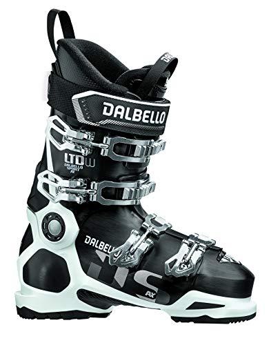 Dalbello DS AX W Ltd LS Black/White, Scarponi da Sci Donna, Nero, 25,5