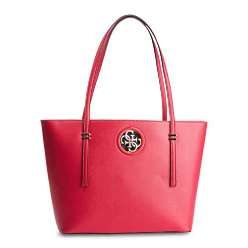 Guess Open Road Tote Cny Red