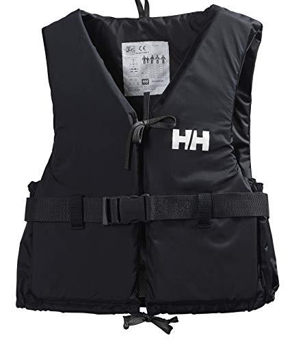 Helly Hansen Sport II, Giubbotto Galleggiante, Galleggiabilità 50 N Unisex Adulto, Blu (Navy 598), L (Misura del petto 95-115)