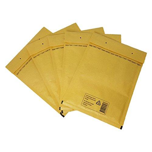 verpacking 200 D/4 Braun Luftpolsterversandtaschen Luftpolstertaschen Umschläge
