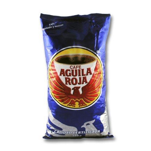 Aguila Roja Cafe 500.grs