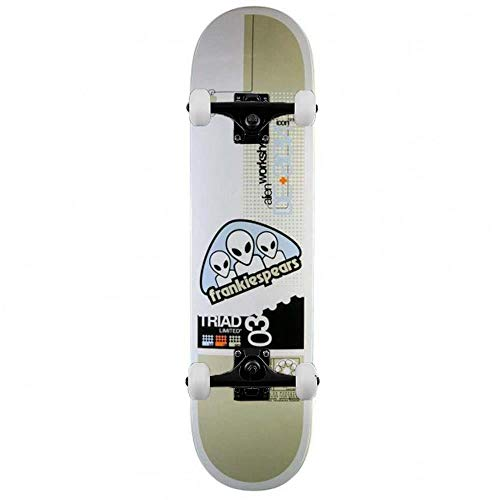 Alien Workshop Pro Frankie Spears Compelet Skateboard Triad Icona Multi 8.25 pollici