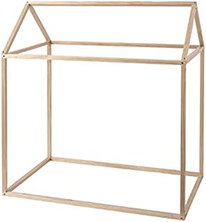 Paris Prix Atmosphera for Kids - Cabane Déco Enfant 126cm Naturel